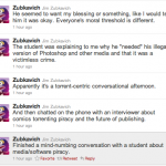 Initial thoughts from Zubkavich: (first tweet in this set: http://twitter.com/#!/Zubkavich/status/137611498670395392)